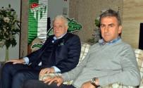 ALİ AY - Bursaspor Başkanı'ndan Hamzaoğlu açıklaması