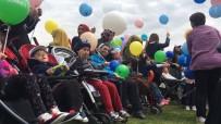 İZZETTIN KÜÇÜK - Engellilere Unutulmaz Etkinlik