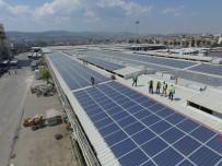YEREL YÖNETİMLER - ESHOT'ta 'Güneş Enerjisi' Devrimi