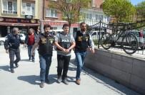 YUNUS EMRE - Eskişehir'de Silahlı Saldırı Şüphelisi Adliyede