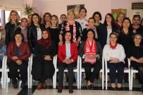 SİVAS VALİSİ - Farklı Düşüncedeki Kadınlar Sivasspor İçin Buluştu