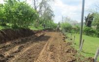 Fatsa'da Yol Çalışmaları