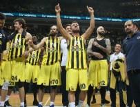 PANATHINAIKOS - Fenerbahçe tarih yazdı