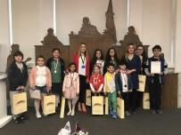 GKV'li Minik Ressamlara Ödül Yağdı
