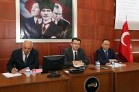 MOBİL İLETİŞİM - Gümüşhane'de Merkez Köylere Hizmet Götürme Birliği Genel Kurul Toplantısı Yapıldı