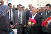 MAHMUT ARSLAN - Hak-İş Genel Başkanı Arslan Açıklaması '1 Mayıs'ı Erzurum'da Kutlayacağız'