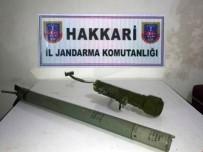 DOĞANLı - Hakkari'de SA-18 Güdümlü Füze Mühimmatı Ele Geçirildi