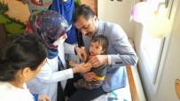 DİFTERİ - Halk Sağlığı Müdürü Dr.Ömer Faruk Özyurt, ''Erişkinler De Aşılanma Konusunda Bir Hekime Danışmalı'