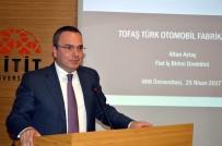 Hitit Üniversitesinde 'Otomotiv Teknoloji Günleri'