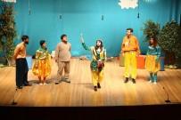 ÇOCUK OYUNU - 'Hoca Nasreddin' sahnelendi