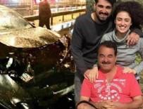 İBRAHİM TATLISES - İbrahim Tatlıses'in kızı trafik kazası geçirdi
