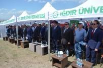 REKTÖR - Iğdır Üniveristesi Suveren Kampüsü Ağaçlandırılıyor
