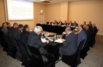 İl İstihdam Ve Mesleki Eğitim Kurulu Vali Kamçı Başkanlığında Toplandı