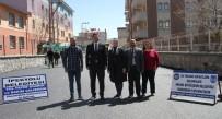 MELİH GÖKÇEK - İpekyolu Belediyesi Asfalt Çalışmalarına Başladı