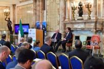 ÖMER CIHAD VARDAN - İrlanda'da Düzenlenen 'Türkiye Günü'ne Zeybekci Katıldı