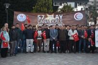 İzmirliler 57'Nci Alay Şehitlerini Unutmadı
