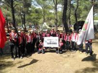 TÜRKIYE İZCILIK FEDERASYONU - İzmitli İzciler Çanakkale'de