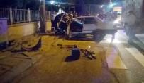 POLİS EKİPLERİ - Kapaklı'da Trafik Kazası Açıklaması 1 Ölü
