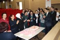 Karaman'da 'Ebeler Haftası' Kutlandı