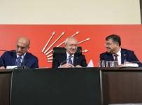 ANAYASA DEĞİŞİKLİĞİ - Kılıçdaroğlu'ndan AYM Başkanı Zühtü Arslan'a Teşekkür
