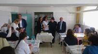 Lapseki'de Ebeler Haftası Ve Laboratuvar Teknisyenleri Günü Kutlaması