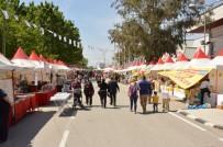 MUSTAFA HAKAN GÜVENÇER - Manisa Ticaret Fuarı Kapılarını Açtı
