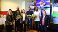 ÇAYKUR RİZESPOR - Medipol Başakşehir'den Özür Ziyareti