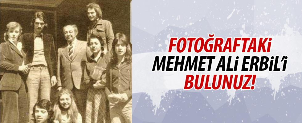 Mehmet Ali Erbil'den ilginç paylaşım