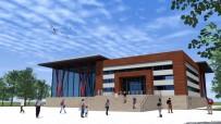 İNŞAAT ALANI - Meram Son Durakta Yeraltı Katlı Otopark Yapımı Başladı