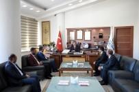 MHP İl Yönetiminden Başkan Çakır'a Ziyaret