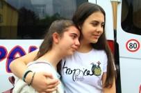MİMAR SİNAN - Misafir Öğrenciler Gözyaşlarıyla Ülkelerine Dönüyor