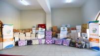 SOSYAL HİZMETLER - Mültecilere 4,6 Milyon Liralık Sosyal Yardım
