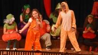 Nazilli Belediyesi Çocuk Tiyatrosu Sahne Aldı