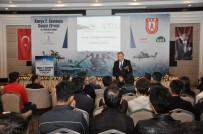 SAVUNMA SANAYİ - NEÜ'de Savunma Ve Havacılık Sanayi Konulu Konferans
