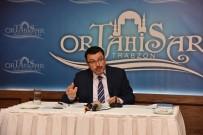 GÜZERGAH - Ortahisar Belediye Başkanı Genç 3 Yılını Değerlendirdi