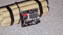 Polisi Alarma Geçiren Saatli Bombanın Oyuncak Olduğu Anlaşıldı