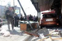 ONDOKUZ MAYıS ÜNIVERSITESI - Samsun'da Feci Kaza Açıklaması 1 Ölü, 5 Yaralı