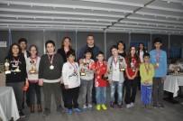 AYDıN ÖZCAN - Satranç Şampiyonları İzmir'de Buluştu