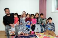 MINAS - Savaşın Çocukları Annesiz Kaldı