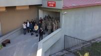 BİTLİS - Şehit Cenazeleri Erzurum'a Getirildi