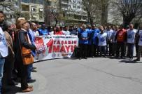 TERTIP KOMITESI - Sendikalar 1 Mayıs İçin Bir Araya Geldi