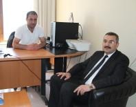 SİGORTA PRİMİ - SGK Müdürü Göksoy'dan İHA'ya Ziyaret