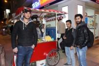 İSMET İNÖNÜ - Soğuk Havalar Sonrası Eskişehir Geceleri Yeniden Canlandı