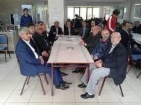 MEVLÜT KARAKAYA - Sultanbeyli Erzurumlular Derneğinde Ali Sezer Güven Tazeledi