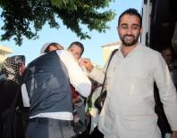 DENETİMLİ SERBESTLİK - Tahliye Olan 2 Hükümlü Umreye Gönderildi