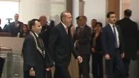 ANAYASA MAHKEMESİ - Cumhurbaşkanı Erdoğan ve Kılıçdaroğlu tokalaştı