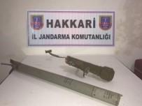DOĞANLı - TSK Açıklaması 'Hakkari'de SA-18 Füze Mühimmatı, Dürbünü Ve Tetikleyicisi Ele Geçirildi'