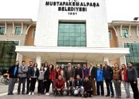 ARKEOLOJİK KAZI - Üniversitelilerden Turizm Gezisi