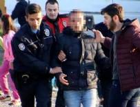 ÇAMKÖY - Uyuşturucu kullanan gençleri dövüp, polise teslim ettiler