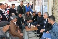 İSTİKLAL CADDESİ - Vali Toprak Vatandaşların Sorunlarını Dinledi